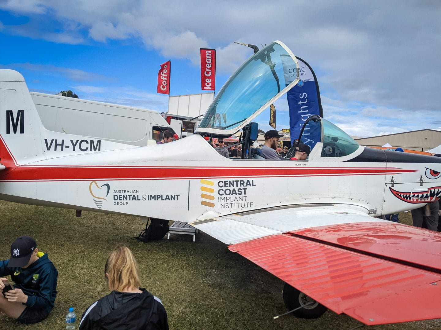 CT4 Airplane – Central Coast Airshow 2021